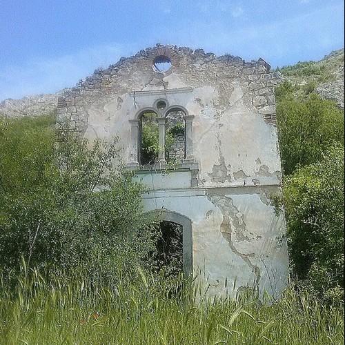 #Antica Chiesa sconosciuto il suo nome a tanti che sono venuti dopo dal secolo XX