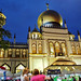 The Sultan Mosque, Singapore by williamcho