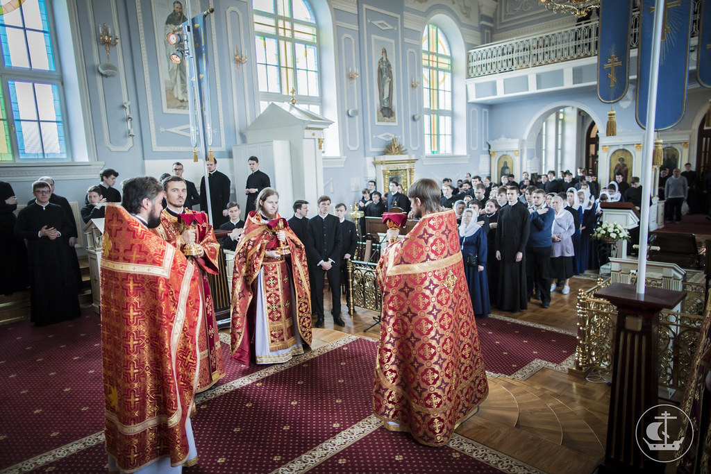 28-29 мая 2016, Неделя 5-я по Пасхе / 28-29 May 2016, Fifth Sunday Pascha