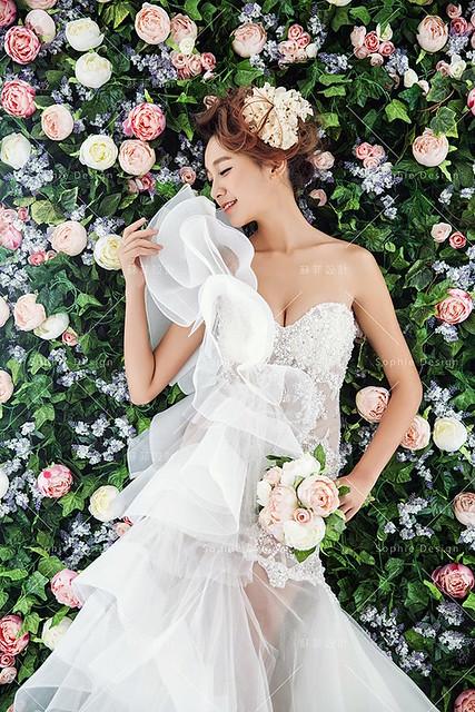 台中婚紗,婚紗禮服,手工婚紗,單租禮服