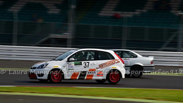 JamSport Racing - Jack Layton - Ford Fiesta ST (MSVT Trackday Trophy)