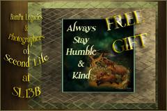 BamPu Legacies Free Gift ~ Framed Photo!
