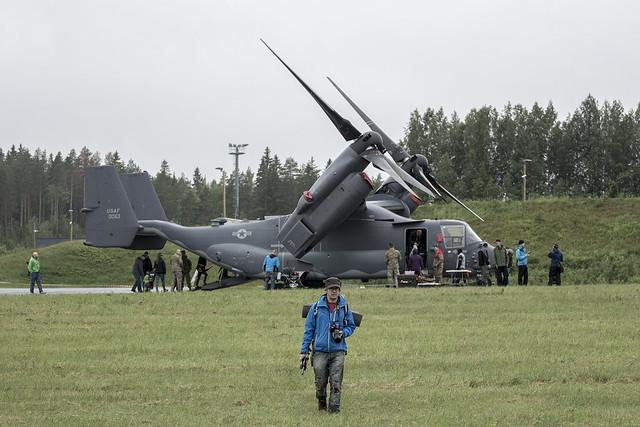 CV-22B Osprey with Antti