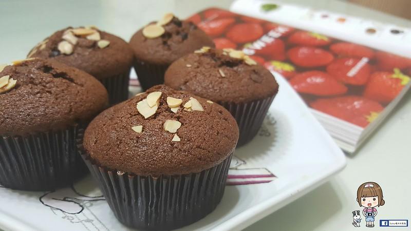 巧克力杯子蛋糕_9466