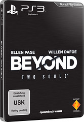 BEYOND: Two Souls Stellbook USK