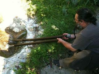 Ausculter l'eau - Aquamacrophones