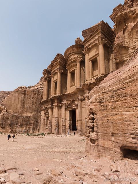 The monastery Ed Deir