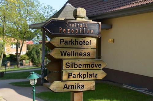 Hotel Villen im Park