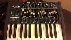synthesizer, oberheim ob-xa, nord electro, musical keyboard, electronic musical instrument, electronic keyboard, music workstation, electric piano, analog synthesizer, electronic instrument,