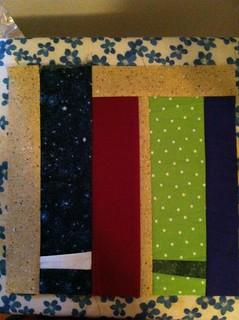 PoD quilt 1 square 2
