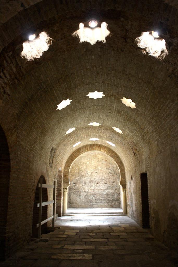 Arab Baths, Jaén, Spain