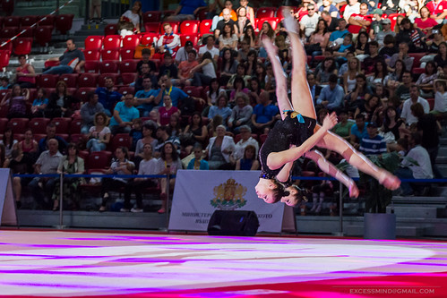 2013 FIG Acrobatic Gymnastics World Cup