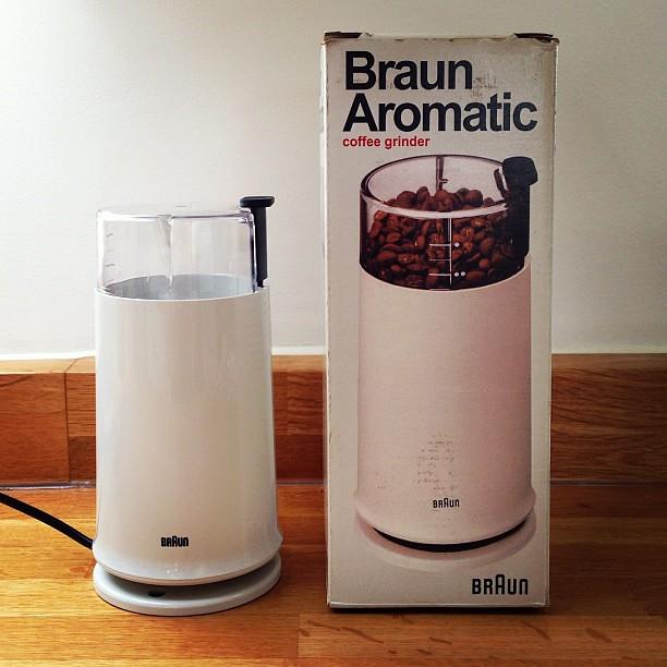 Braun Coffee Grinder ~ Braun coffee grinder flickr photo sharing