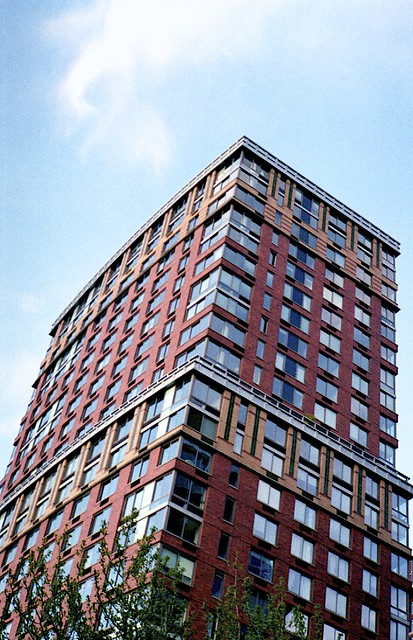 Battery Park City Apartment building