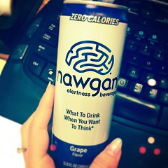 It's a little crazy how much I love these! The only energy drink I've tried and liked. 0 calories and no crash. @nawgan #mondayssuck #yummy