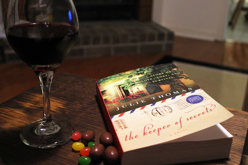 Dessert & Reading