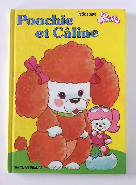 1985 Poochie book