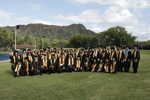 "<p>Honolulu Community College graduates at the campus' commencement ceremony at the Waikiki Shell. May 10, 2013<br /> <br /> Go to the <a href=""https://www.facebook.com/media/set/?set=a.10151773778324705.1073741833.36863104704&type=3"" rel=""nofollow"">campus' Facebook album for more pictures.</a></p>"