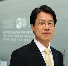 Sihyung Lee, Ambassador of Korea to the OECD