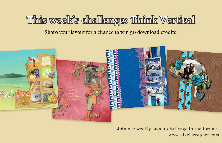 Think Vertical Challenge