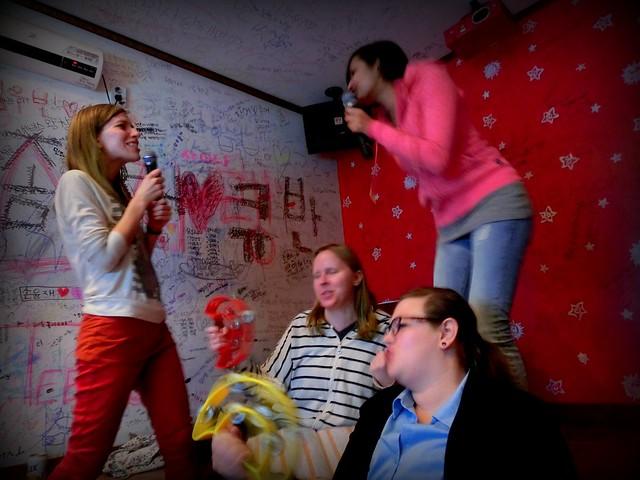 Noraebang: Singing Room in Korea