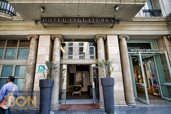 Hotel Inglaterra, Barcelona