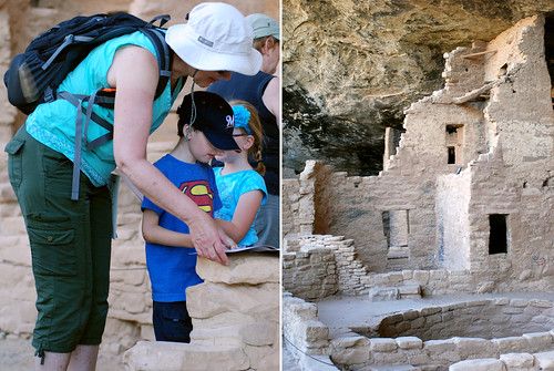 Cliff dwellings
