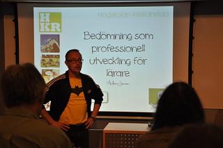 Bedömning som professionell utveckling för lärare