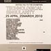 Exhibition // Tecnological Singularity by Jordi NN