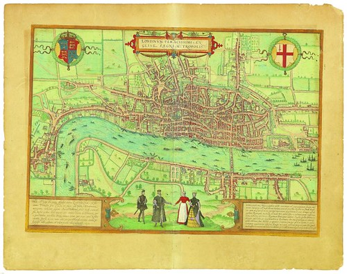 Daniel Crouch. THE EARLIEST EXTANT PLAN OF LONDON