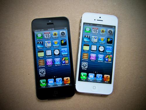 P52 Week 24: His&Hers iPhones