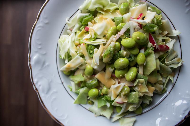crunchy green goodness