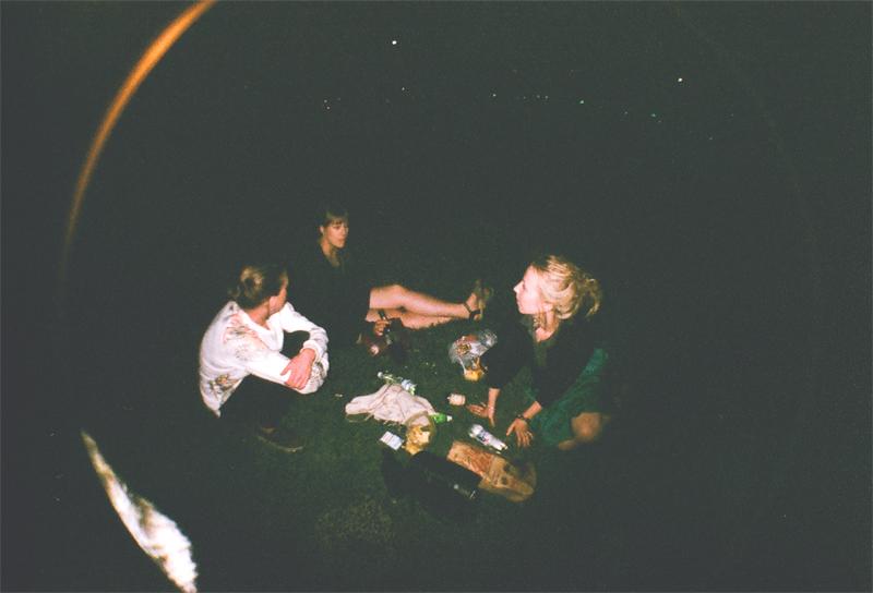piknikillä barcelonassa