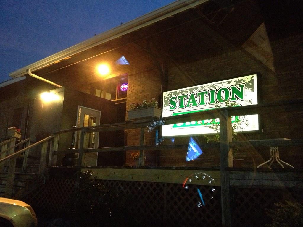 Station Grille