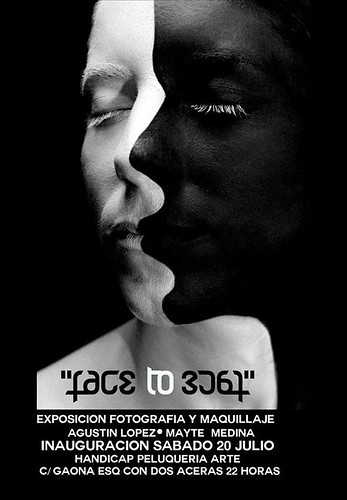 Face to face, poster