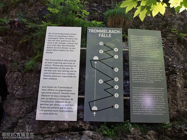 Trummelbach Fall