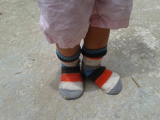 Building Block Socks 2.5