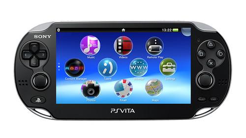 PS Vita pantalla tuenti icono ok