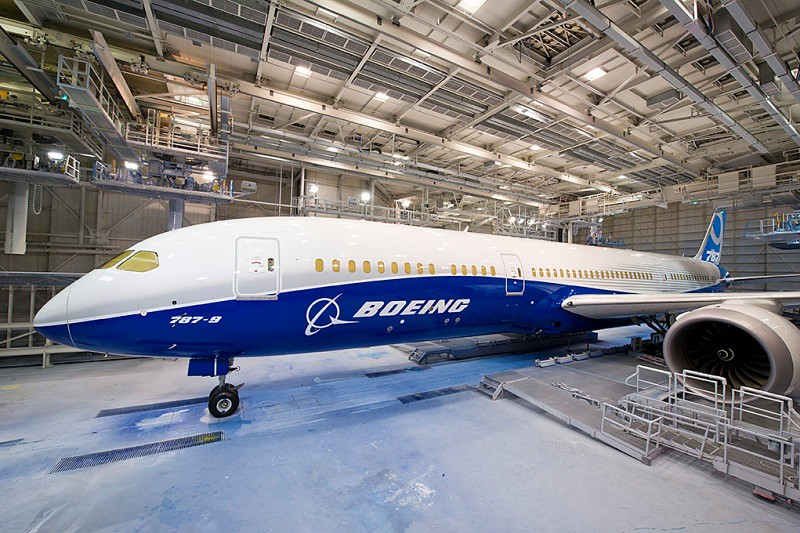 787-9 First Look