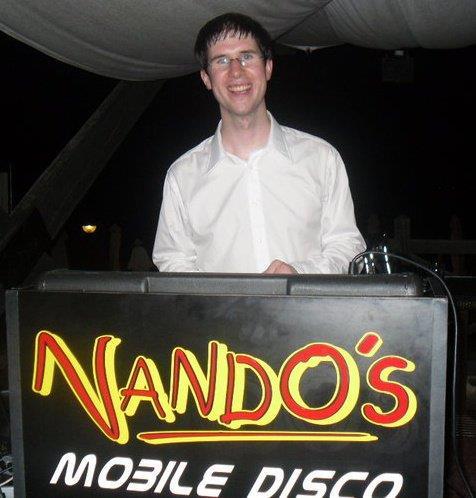 2010 08 10 Malta Wedding Nando's
