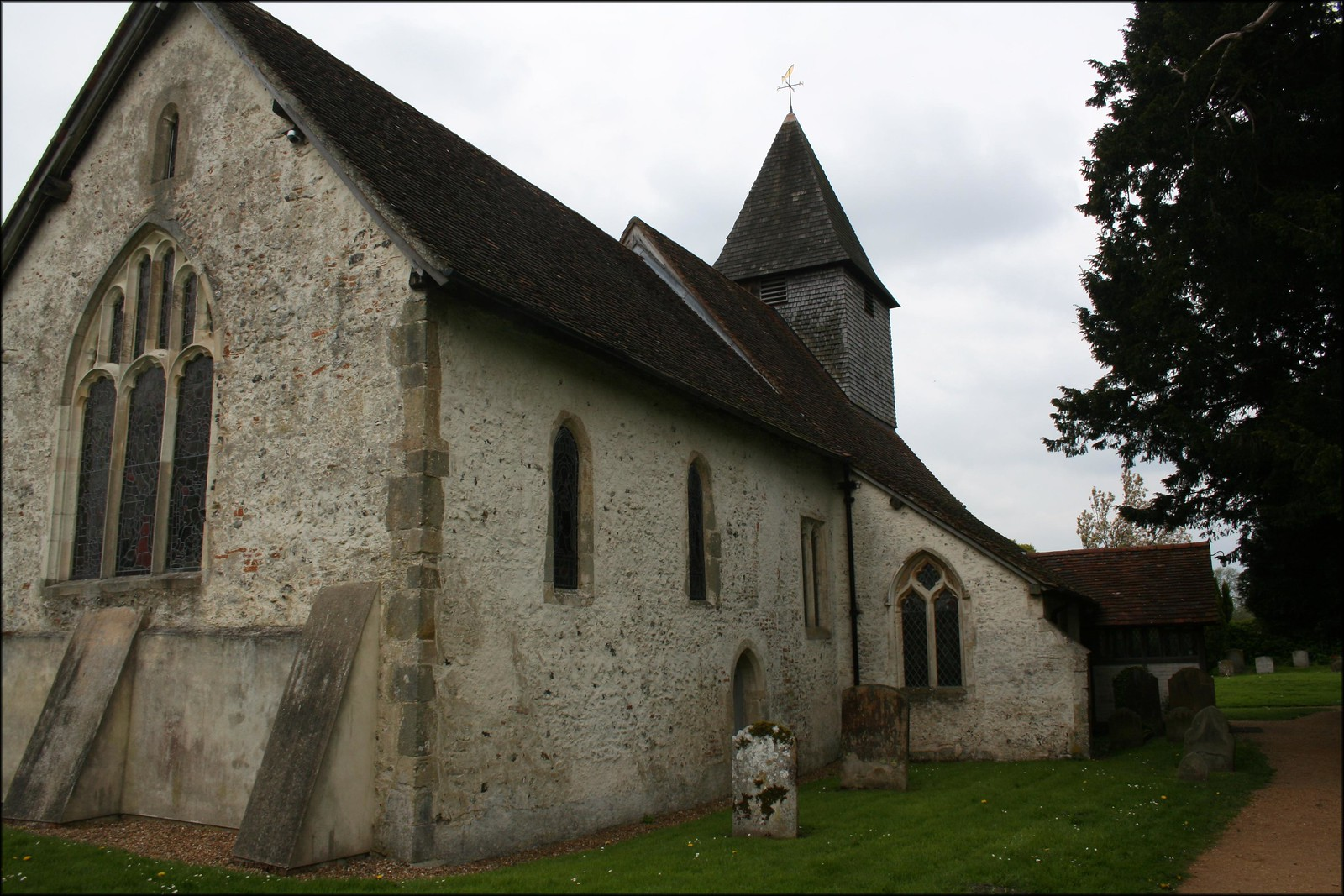 Church at Calleva Atrebatvm