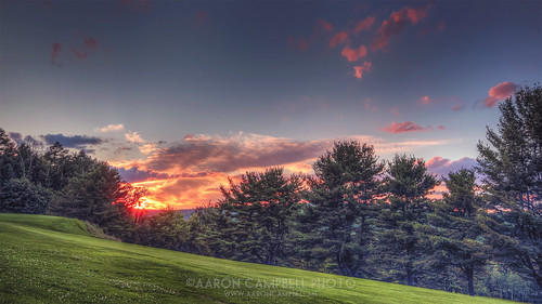 sunset summer sky green clouds rural evening sundown pennsylvania country saturday august lehman fairway hdr 3rd edr luzernecounty backmountain 2013 golfcourseroad lehmangolfclub