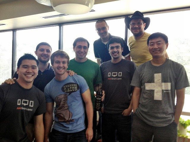 August 2013 Hackathon - Winners
