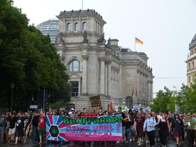 Hanfparade 2013 Berlin