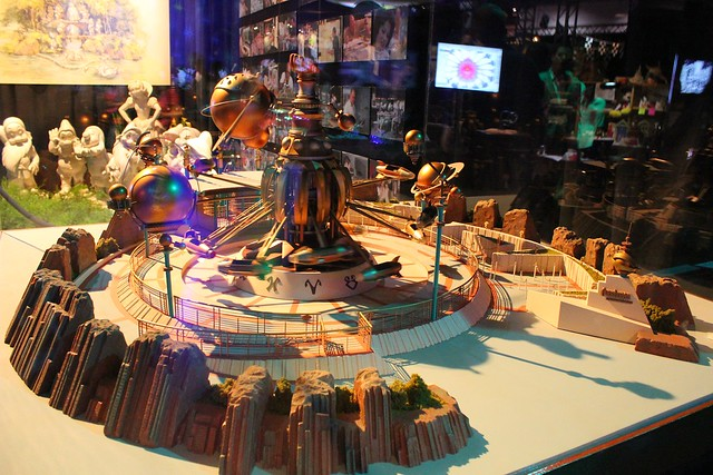 Journey Into Imagination Disney Parks pavilion at the 2013 D23 Expo