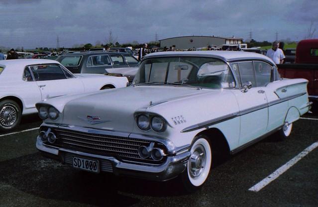 1958 Chevrolet Bel-Air