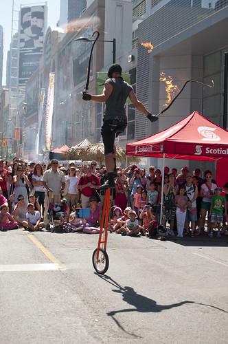 Buskerfest Toronto 2013