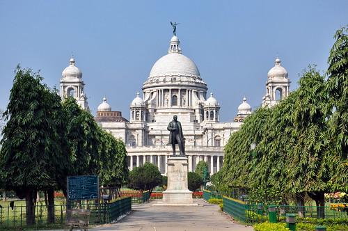 India - West Bengal - Kolkata - Victoria Memorial - 1