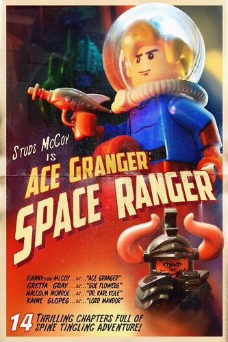 Ace Granger Space Ranger