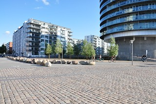 Islands Brygge - the stones